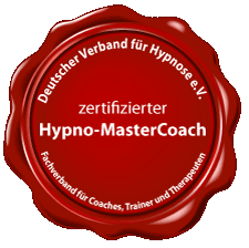 Siegel MasterCoach - Deutscher Verband für Hypnose e.V.